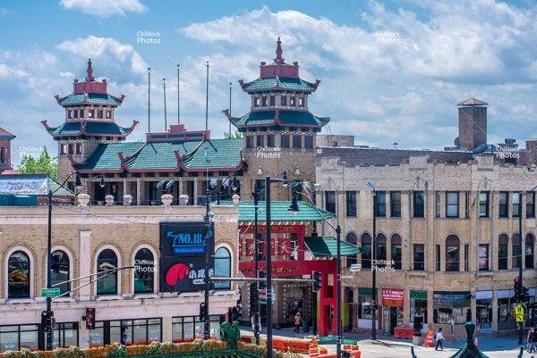 Armour Square Neighborhood Chinatown Chicago