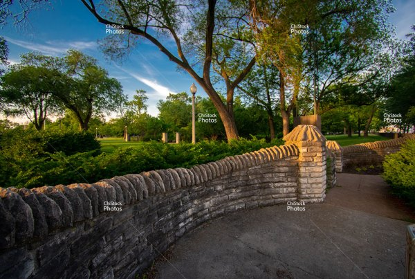 Portage Park Garden