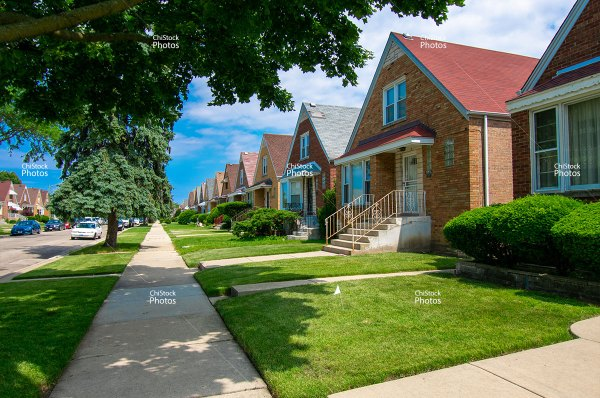 Single Family Homes Cape Cod Architecture Portage Park Chicago