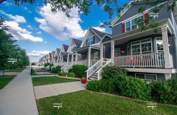 Bridgeport Donovan Park New Construction Single Family Homes