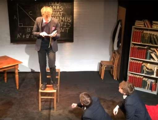 Tabard Theatre Shakespeare's R&J 3