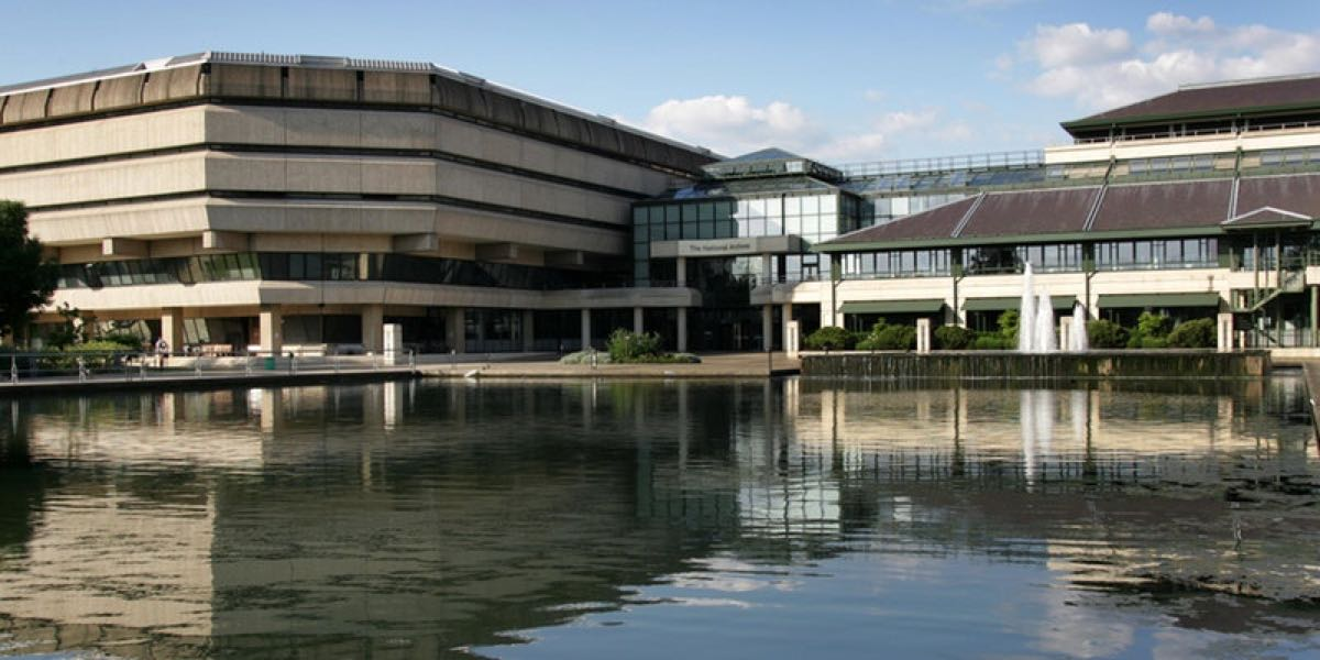 National Archives at Kew 1