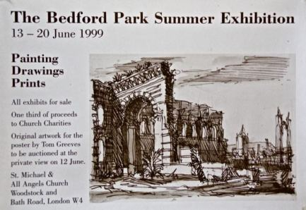 Bedford Park Summer Exhibition 1999