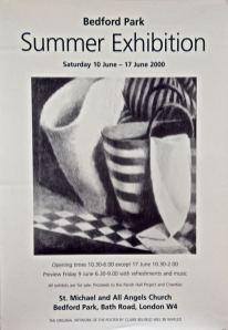 Bedford Park Summer Exhibition 2000