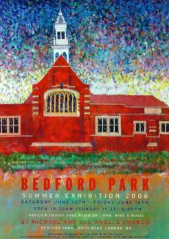 Bedford Park Summer Exhibition 2006