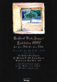 Bedford Park Summer Exhibition 2007