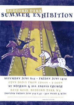 Bedford Park Summer Exhibition 2013