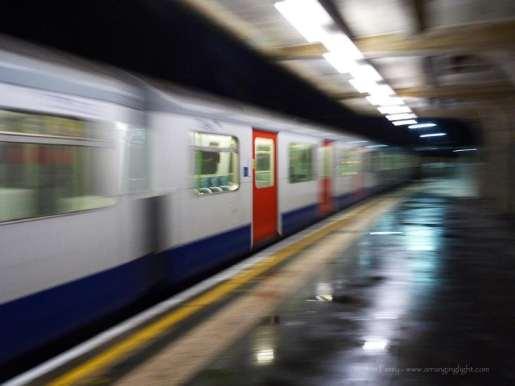 Chiswick Calendar Photographers Jon Perry Train Door,