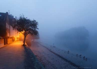 Chiswick Calendar Photographers Jon Perry Wake Up to the Blues