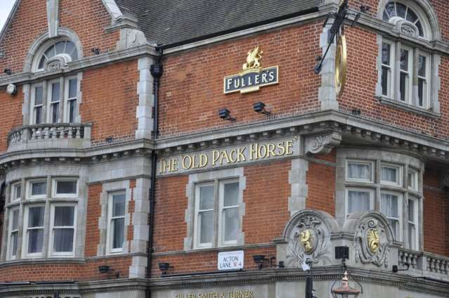 Tuesday The Old Packhorse