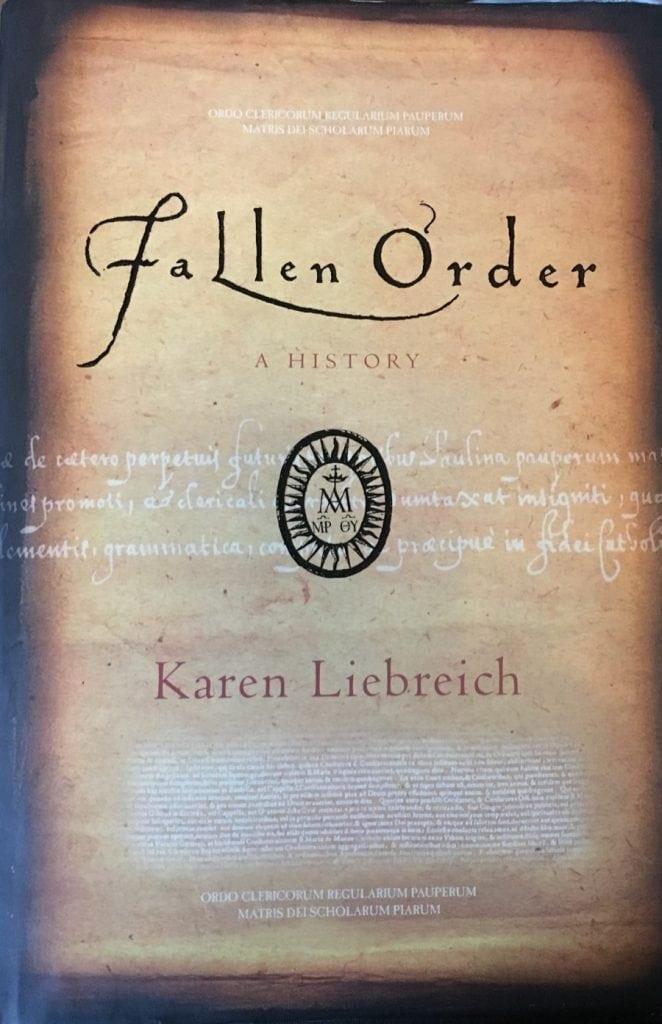 Karen Liebreich Fallen Order most recent edition