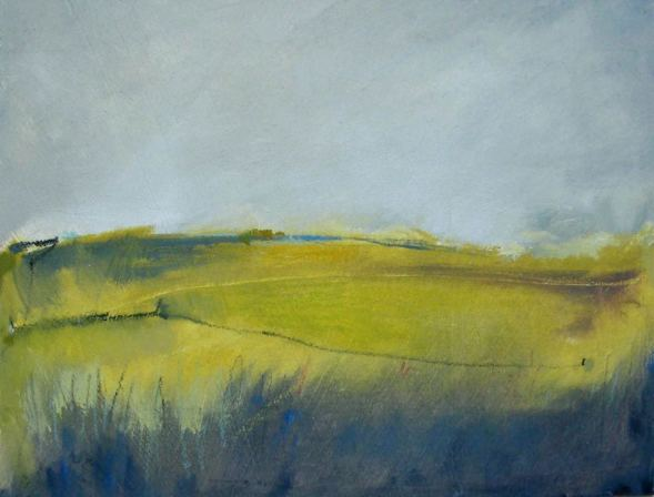 2015 Artists at Home Alice Sheridan 4, Touching the Sky