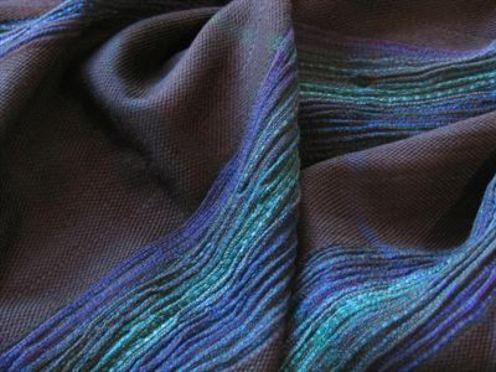 2015 Artists at Home Bobbie Kociejowski 3, Istanbul shawl