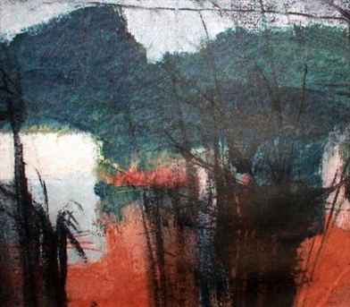 2015 Artists at Home George Christie 3, Blue Hills