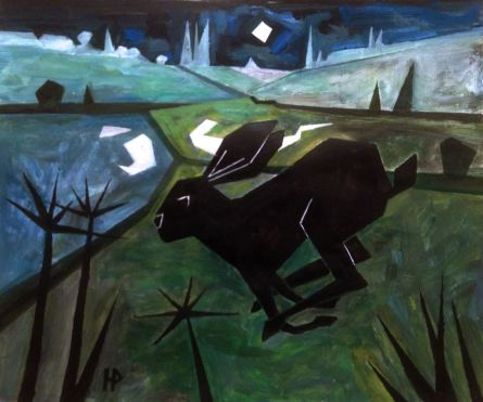 2015 Artists at Home Henrietta Parsons 1, Night Hare