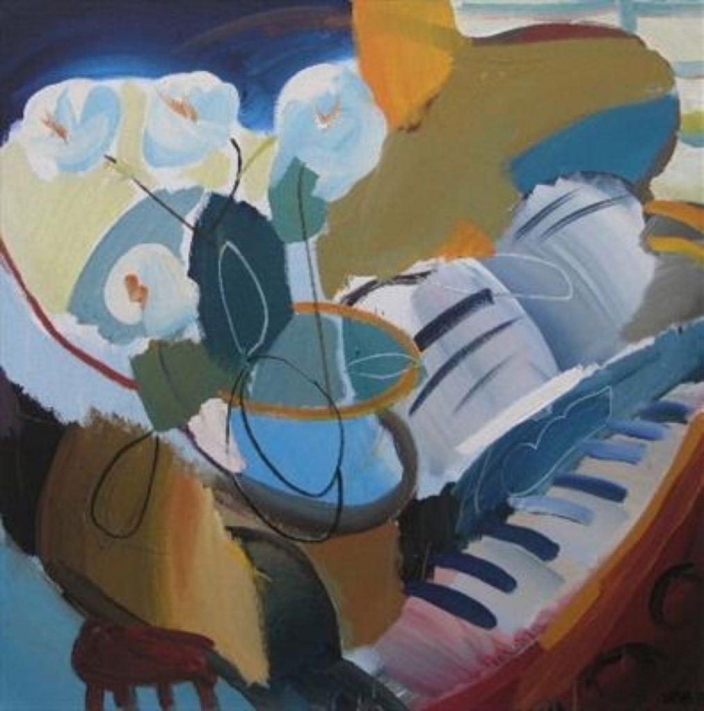 2015 Artists at Home Humphrey Bangham 4, Piano