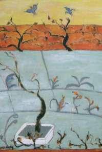 2015 Artists at Home Isobel MacLeod 6, Medieval Garden