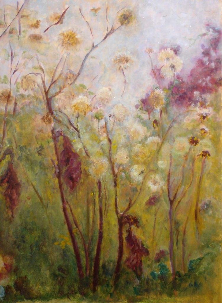 2015 Artists at Home Jasna Bell 6, Autumn Fields
