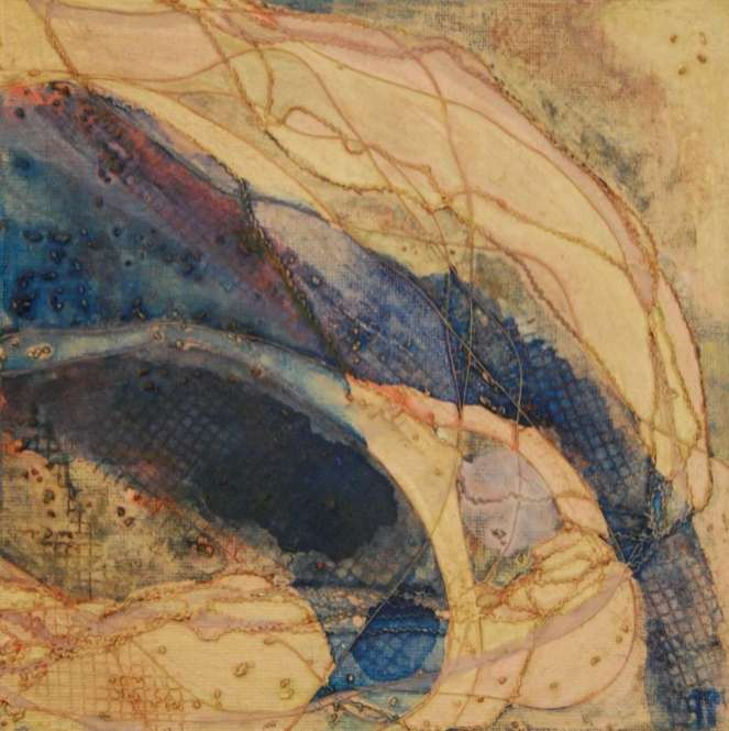 2015 Artists at Home Jenny Price 4, Bend in the River 4