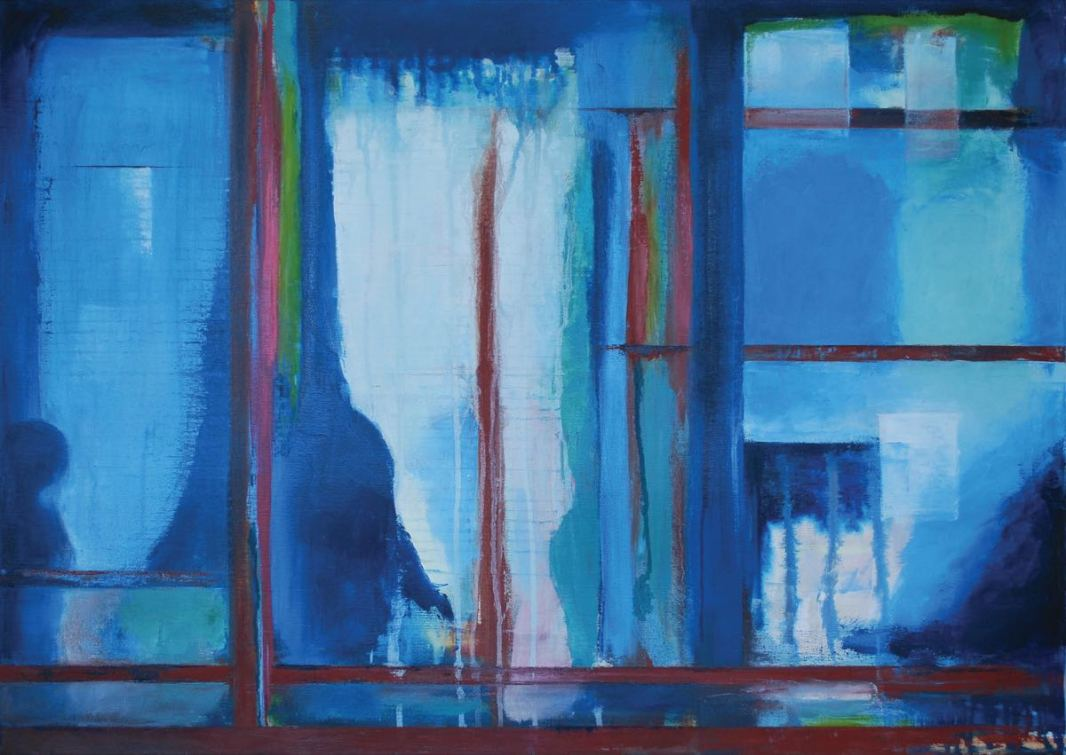 2015 Artists at Home Sally Grumbridge 3, Reflections 1
