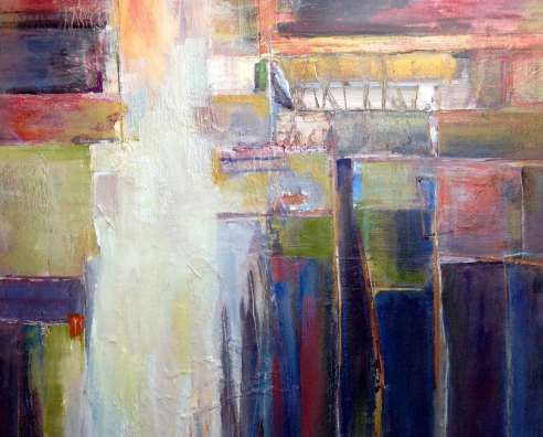 2016 Artists at Home Jasna Bell, In.Visible.Light
