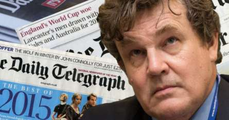 Daily Telegraph chief political commentator