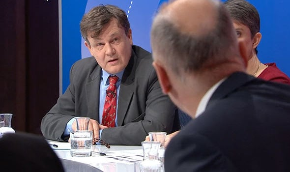 On Question Time