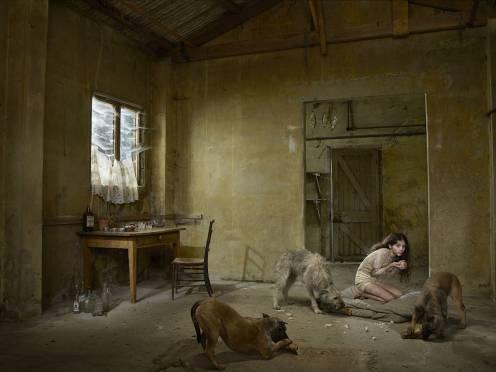 Feral Children, Madina, Russia - Julia Fullerton-Batten