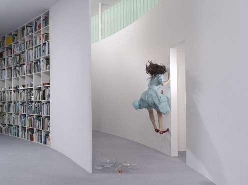In Between, Hallway - Julia Fullerton-Batten