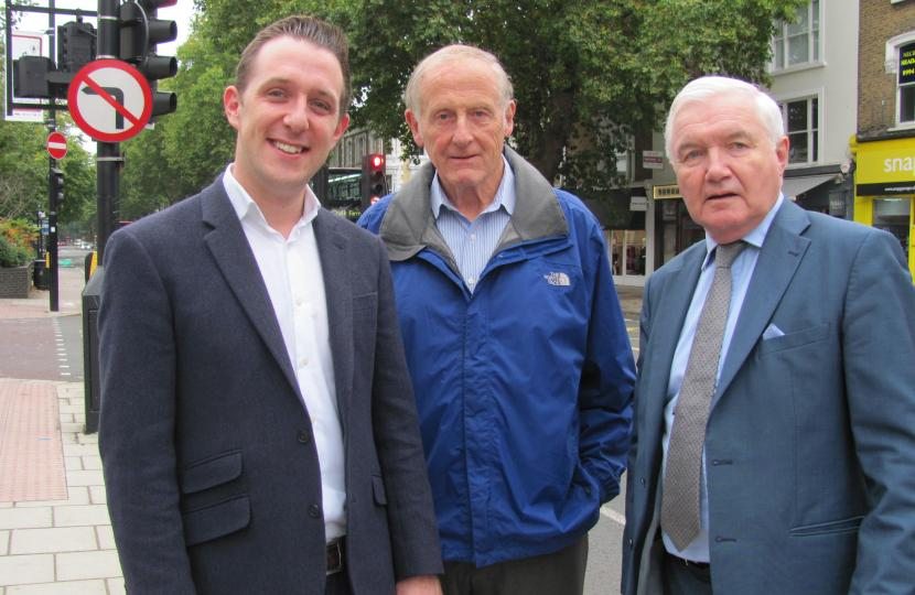 Homefields Conservative candidates