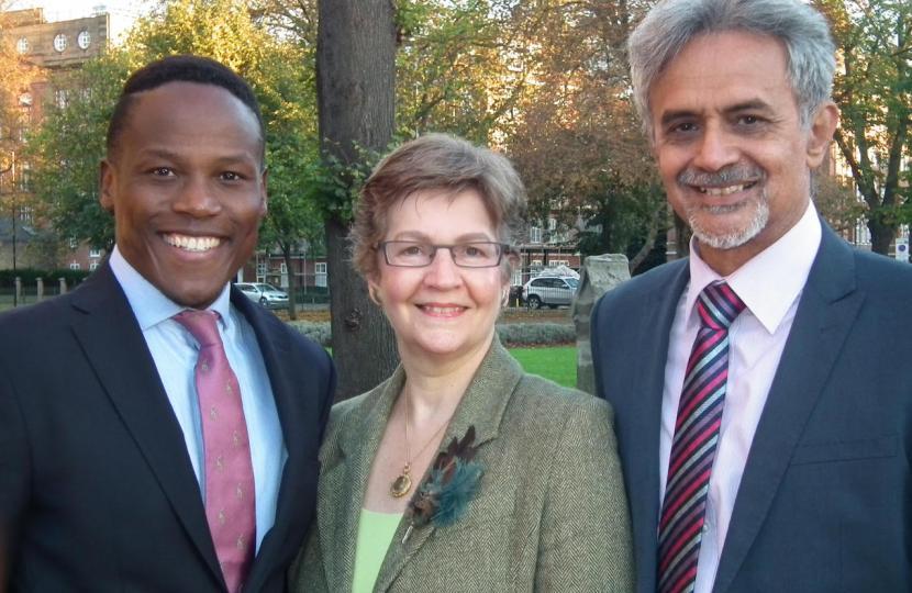 Turnham Green Conservative candidates