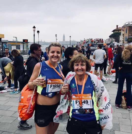Venice marathon - web