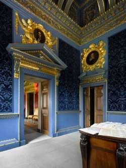 Blue Velvet Room, Chiswick House