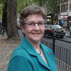 Joanna Biddolph - Portrait