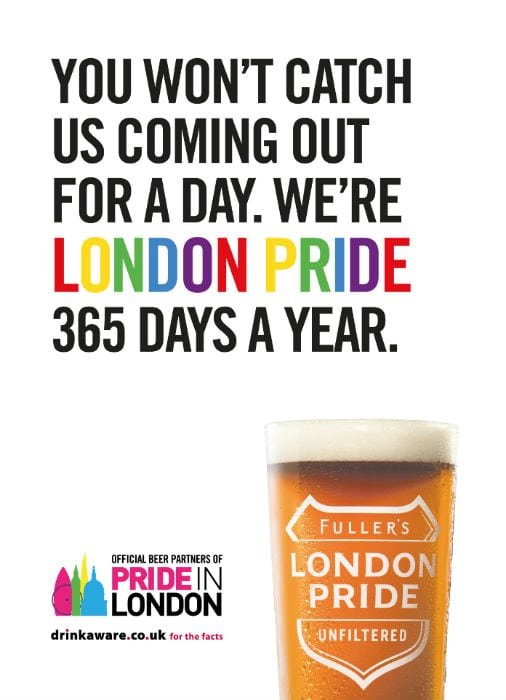 London Pride 365 Days a Year