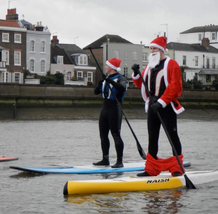 Christmas paddle 1 web