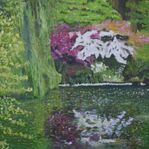 'Spring Tango' by Natalia Bobrova