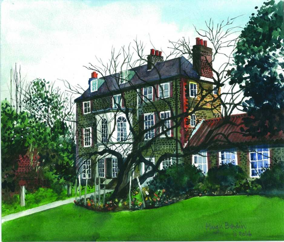 Hogarth House by Hugh Bredin
