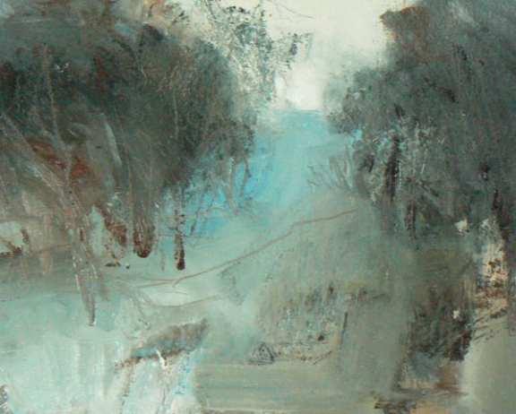 Towards Dartmoor by Joanna Brendon