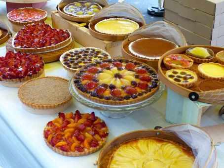 Chiswick Food market - Just Desserts__web