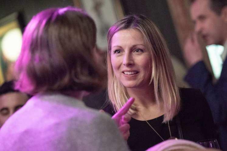 Jo Pratt, co-founder of the Cook Book Festival