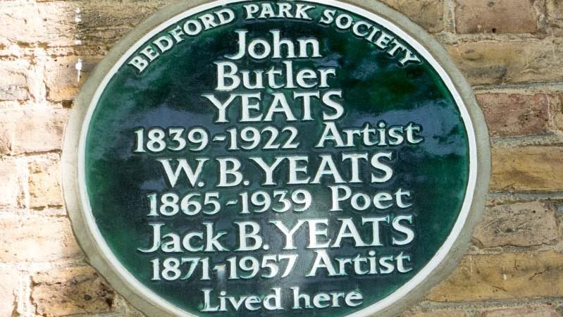 Yeats, John Butler - Yeats, William Butler - Yeats, Jack Butler