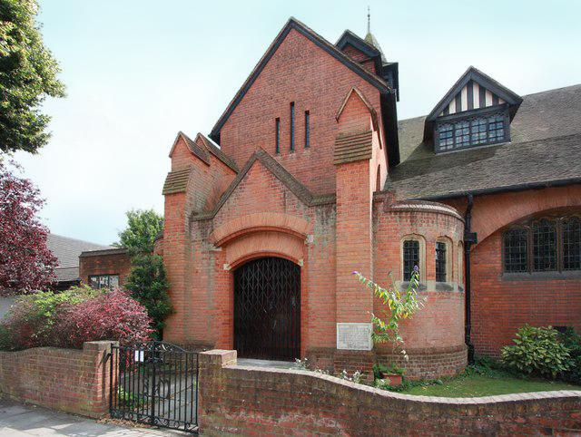 St_Michaels_Church_Elmwood_Road_Chiswick_W4_3DY