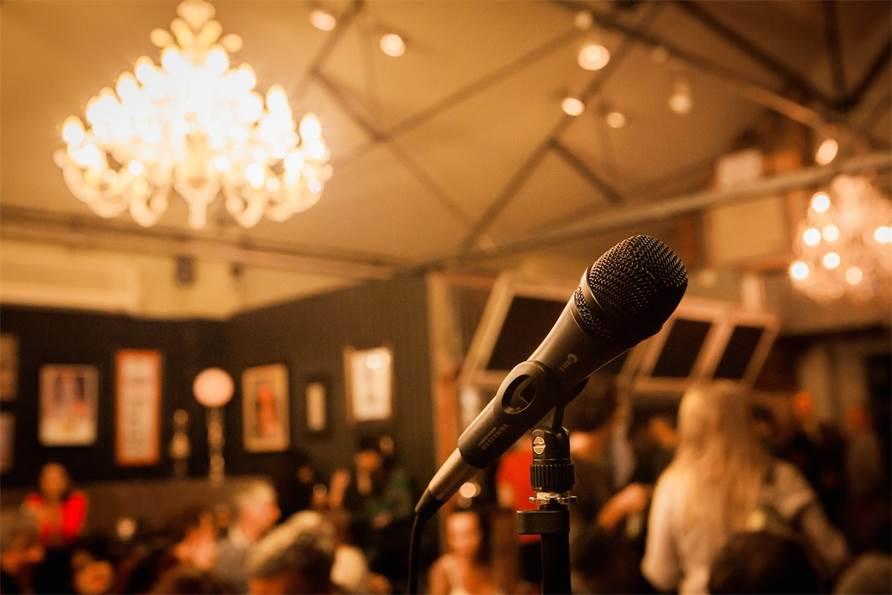 Headliners Microphone