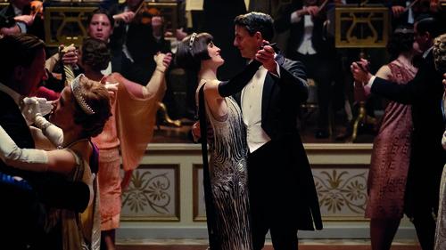 Downton Abbey publicity shot 3