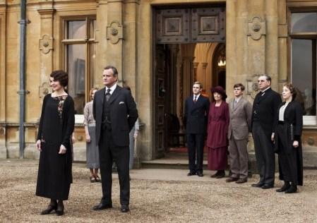 Downton Abbey publicity shot 7
