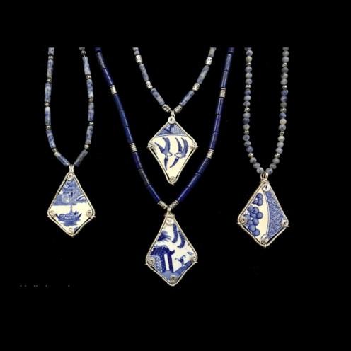 Madeleine Marsh madlark pendants