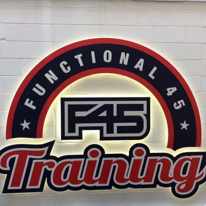 f45 gym chiswick london