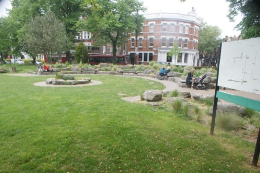 rockery turnham green chiswick