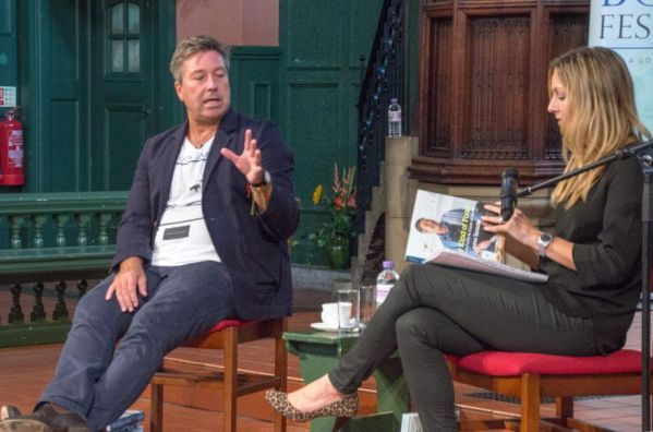Celebrity Chef John Torode in conversation